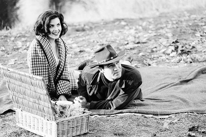 Audrey Horne and John Justice Wheeler