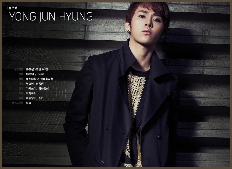 Junhyung Lights  - beast-b2st Beast Kpop Junhyung
