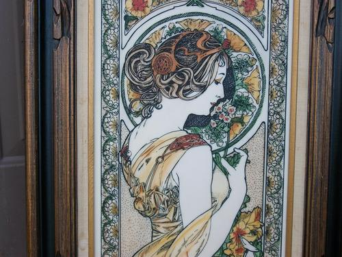 BEAUTIFUL Mucha pt.2 - is it real?