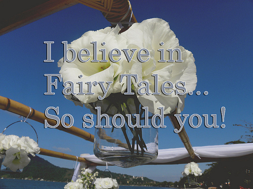 Fairy Tales & Fables wallpaper containing a triceratops entitled BELIEVE