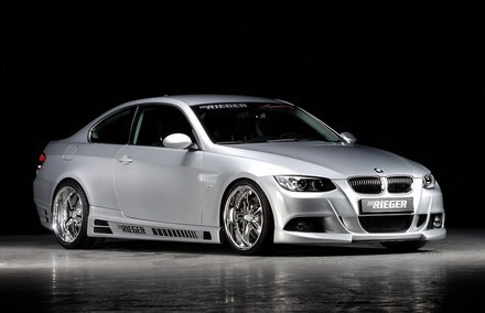 BMW 335i BY RIEGER