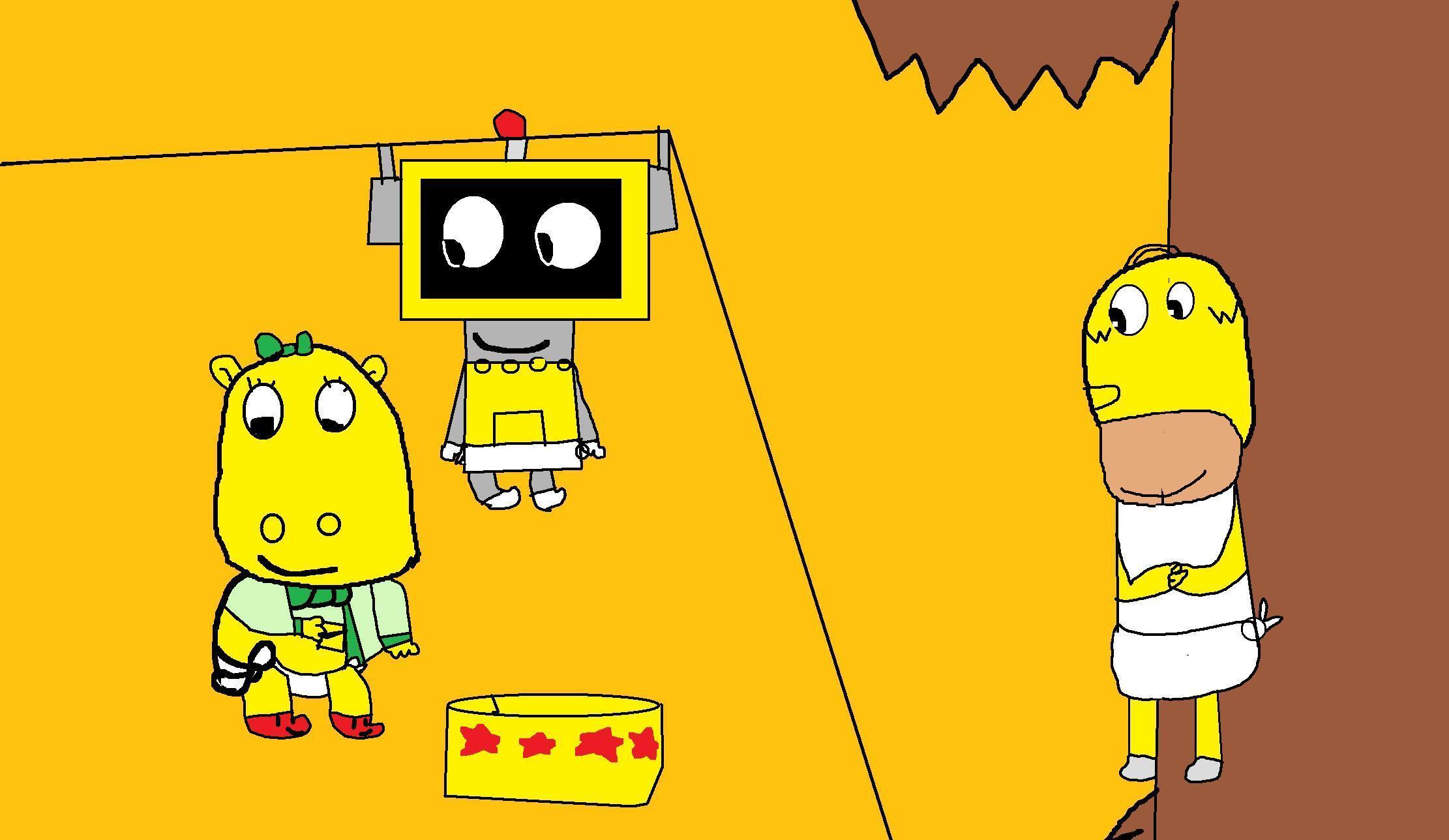 赤ちゃん Tasha Plex & Homer for ever young