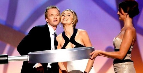 Barney and Stella