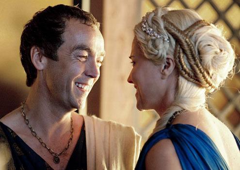 Batiatus & Lucretia
