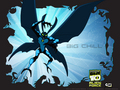 Big chill - ben-10-alien-force-2011 wallpaper