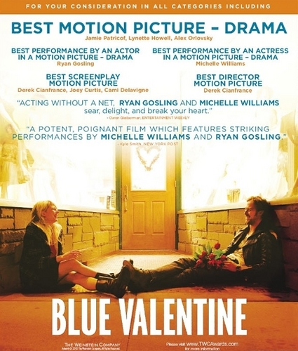 Blue Valentine - Promotional