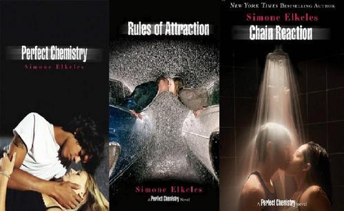 libros por Simone Elkeles