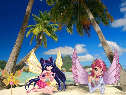 Bora Bora Winx Club Enchantix