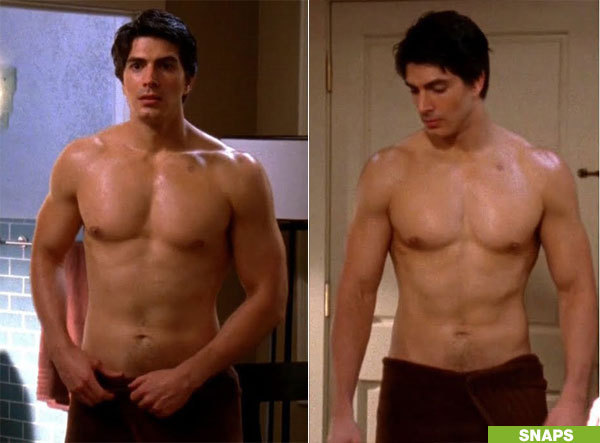 brandon routh workout - photo #4