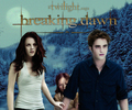 Breaking Dawn Poster. Edward, Bella, Renesmee