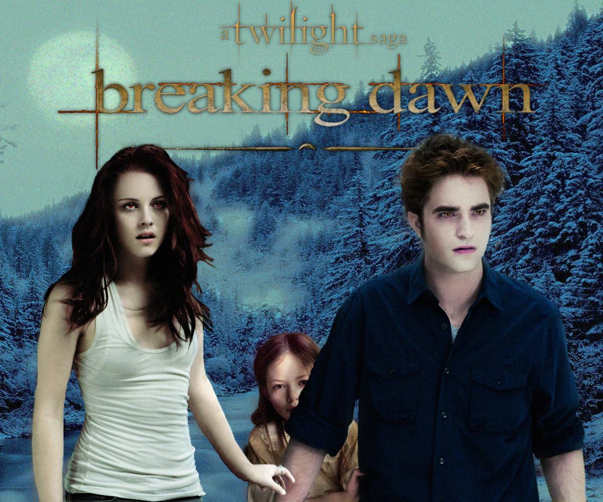 Twilight Breaking Dawn Renesmee