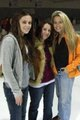 Caitlin& Her Mom& Pattie Mallette(Justin Bieber's Mom)