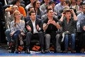 Charlotte Bobcats vs New York Knicks game - ed-westwick photo