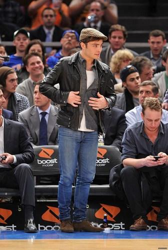 شارلٹ Bobcats vs New York Knicks game
