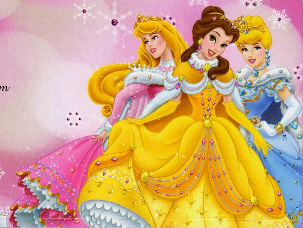 Disney Princess Images Cinderella Belle And Aurora Hd Wallpaper And