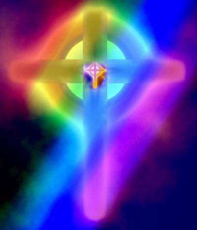Colourful 交叉, 十字架