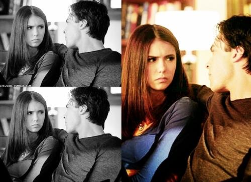 Damon&Elena. <3