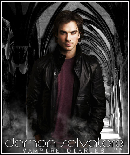Damon Salvatore is SO HOT !!!