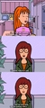 How am i supposed to choose one friend? - daria fan art