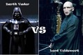 Darth Vader VS Lord Voldemort - death-eater-roleplay fan art