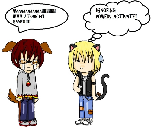Death Note Randomness!