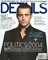 Details - Matt LeBlanc (September 2004)