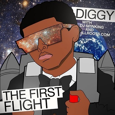Diggy Simmons wallpaper with anime called Diggy Simmons