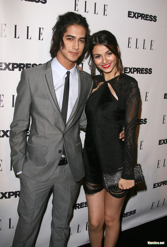 "Elle and Express ""25 at 25"""