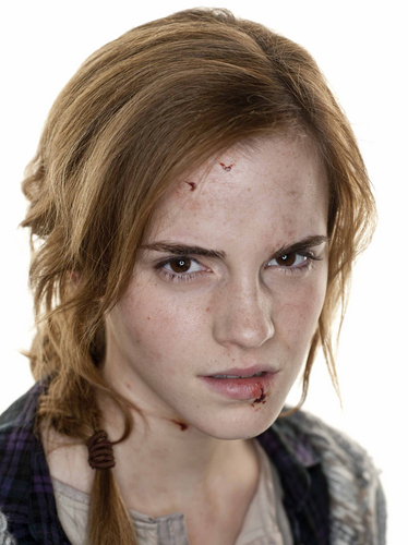 Emma Watson - Harry Potter and the Deathly Hallows promoshoot (2010/2011)