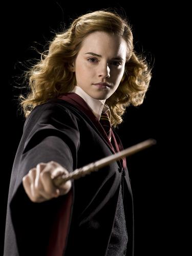 Emma Watson - Harry Potter and the Half-Blood Prince promoshoot (2009)