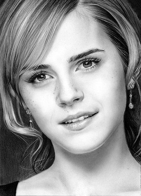 Watson Drawing Watson Emma Watson Drawing