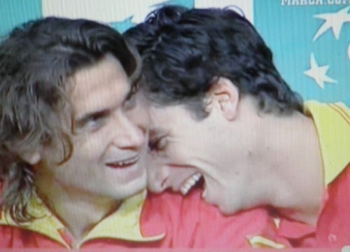 Ferrer and Lopez sexy