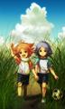 Atsuya and Shirou Fubuki