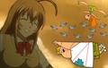Hakufu curious of Izzy & Owen - total-drama-island fan art
