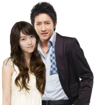 Super Generation: Super Junior & Girls' Generation wallpaper with a well dressed person and a business suit entitled HanSica (Hangeng & Jessica)