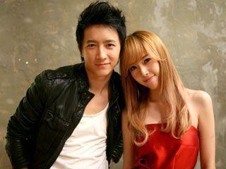 HanSica (Hangeng & Jessica)