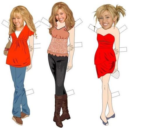 Hannah Montana Montagem