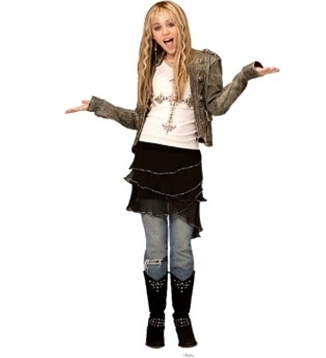 Hannah Montana wallpaper with a hip boot titled Hannah Montana Season 1 Pics