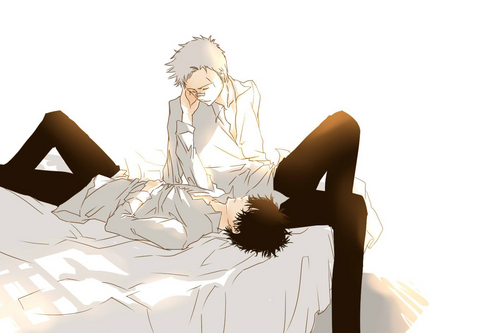 Hibari and Ryohei