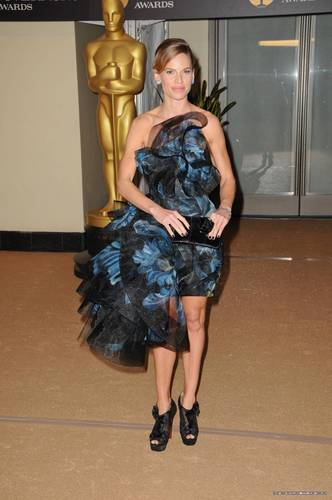 Hilary @ AMPAS 2nd Annual Governors Awards