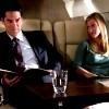 Hotch & JJ photo possibly with a business suit entitled Hotch & JJ
