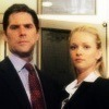Hotch & JJ photo containing a business suit, a suit, and a double breasted suit entitled Hotch & JJ