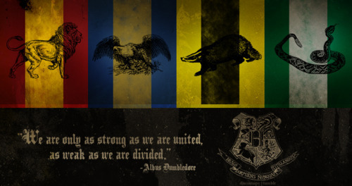 harry potter wallpaper with animê titled Houses