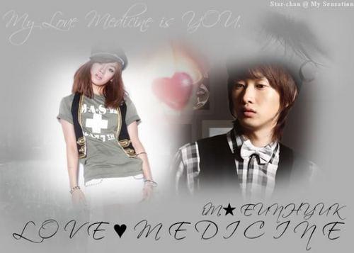 HyoHyuk (Hyoyeon & Eunhyuk)
