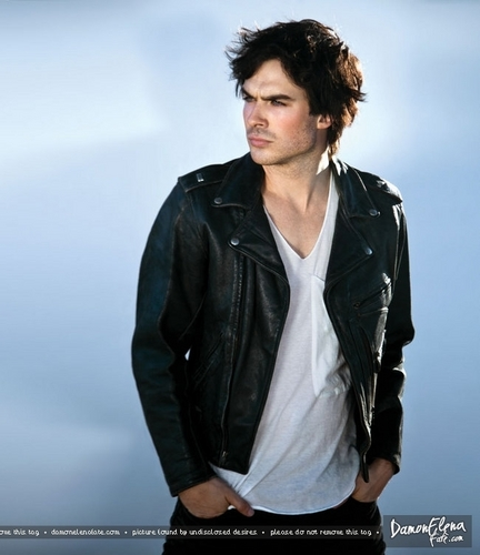 Ian Somerhalder - New Photoshoot♥ - the-vampire-diaries-tv-show Photo