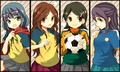 Inazuma Eleven Girls - inazuma-eleven photo