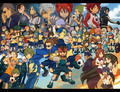 Inazuma Eleven Group - inazuma-eleven photo