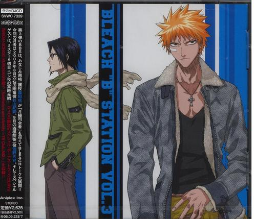 animé Bleach fond d'écran containing animé titled Ishida and Ichigo