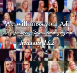 "Jennifer ""JJ"" Jareau wallpaper entitled JJ - we will miss you"