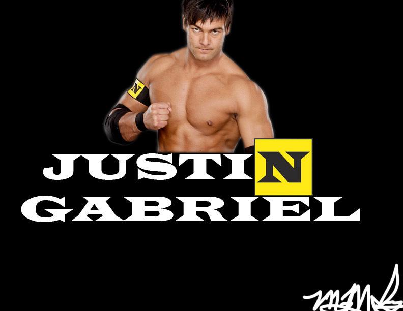 Justin Gabriel Wallpaper Wwe's The Nexus Justin Gabriel